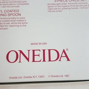 Oneida Dining - Stainless Progress Set Three Sets in One
